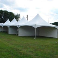 party pagoda tents